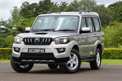 New Mahindra Scorpio Automatic Launched At Rs 13.13 Lakh
