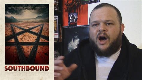southbound   review horror sci fi anthology