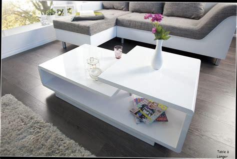 table basse blanc laqué pas cher table basse alinea blanc laqu 233 mobilier design d 233 coration d int 233 rieur