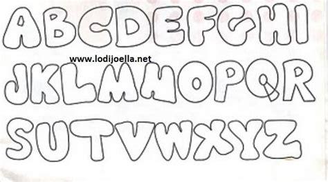 moldes de letras para bordar moldes dise 241 os and