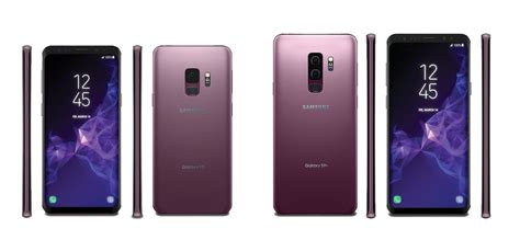 samsung galaxy 9 plus list of all smartphones with qualcomm snapdragon 845 processor