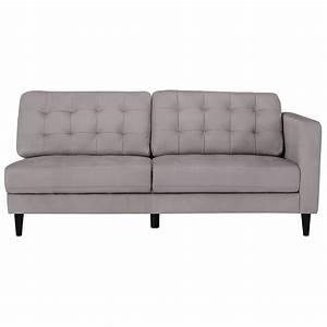 shae light gray microfiber left chaise sectional living room With gray microfiber sectional sofa with chaise