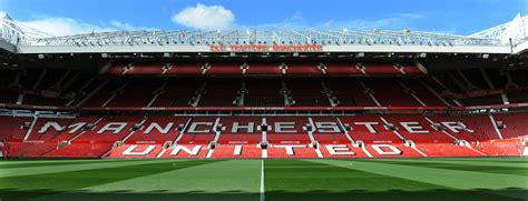 Manchester United Stadium Background / Download Wallpapers ...
