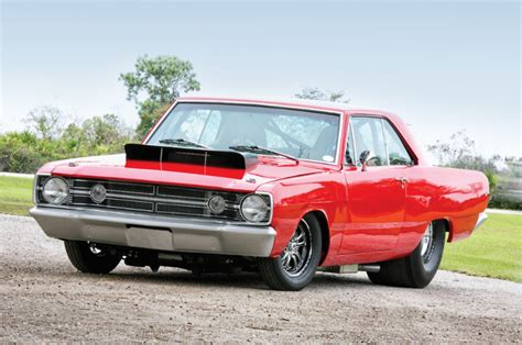 1968 Dodge Dart   Pro Dart   Hot Rod Network