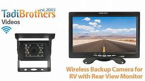 Wireless Backup Camera For Rv And 5