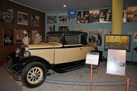 1928 Fiat 520 Museum Exhibit 360carmuseumcom