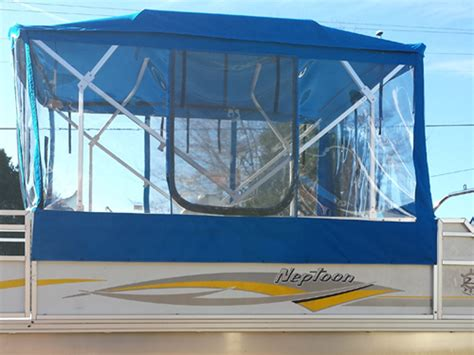 Boat Canvas Enclosure Price by Marine Upholstery Sc Anchor Stitch Boat Enclosures