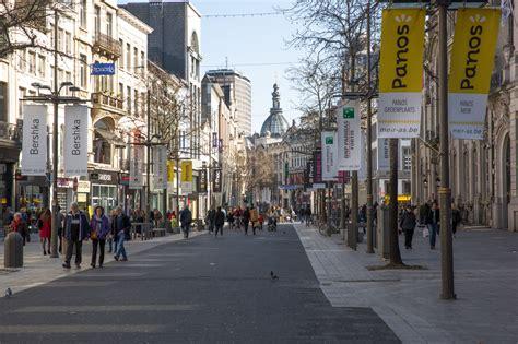 Meir  Alles Over Winkelstraat Meir In Antwerpen