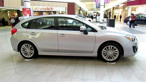 2012 Subaru Impreza Awd Hatchback Exterior And Interior