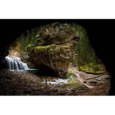 Johnston Canyon - Banff National Park. Canada Luke