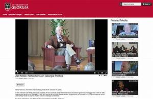 UGA Libraries' interview with Miller online - UGA Today