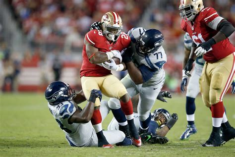 ers full week  preview  san francisco  seahawks