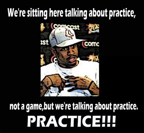 Allen Iverson Meme - allen iverson talking about practice sports viral humor funny t shirt s 2xl a ebay