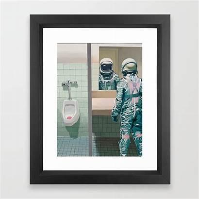 Framed Prints Society6 Artwork