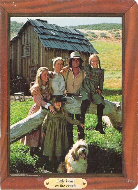 The House On The Prairie by Quot House On The Prairie Quot Cast Sitcoms Photo