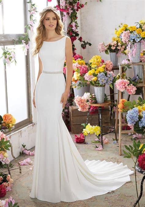 25 Best Ideas About Sheath Wedding Dresses On Pinterest