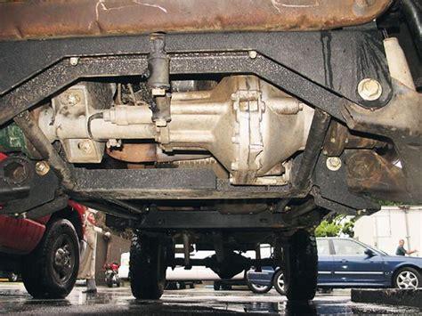front locking differentials wheel  road magazine