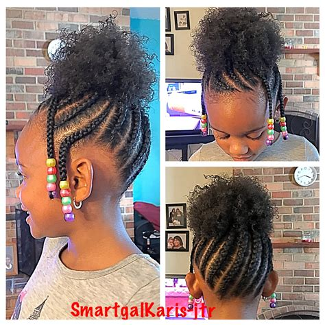 Lil Kid Hairstyles by N Neat Age Appropriate Really Like The Style