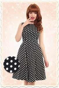 Tenue Des Années 50 : robe vintage et r tro ann es 50 60 ~ Nature-et-papiers.com Idées de Décoration