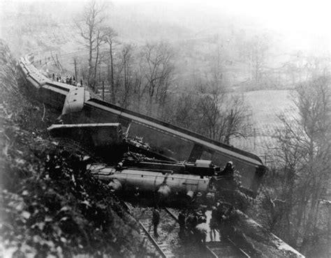 Vintage Train Wreck
