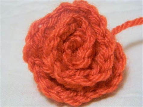 easy crochet flowers  beginners diy
