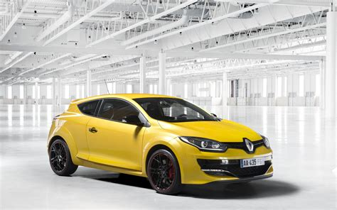 2018 Renault Megane Rs Wallpaper Hd Car Wallpapers