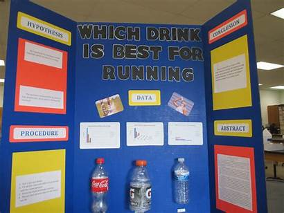 Drink Running Science Fair Which Projects Experiment