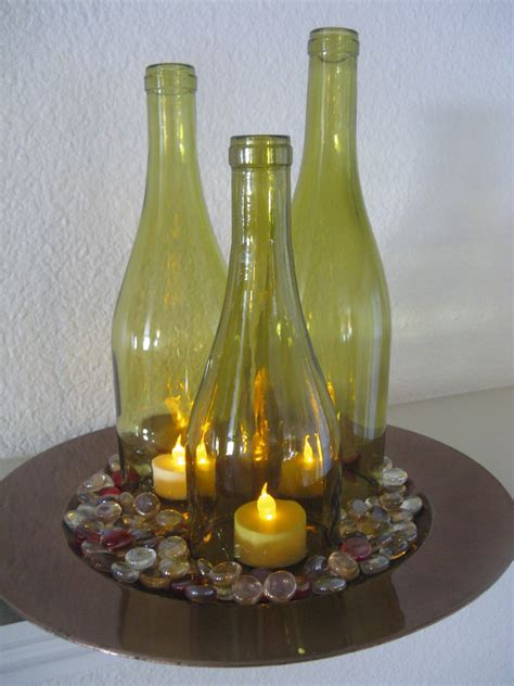 Wine Bottle Hurricanes