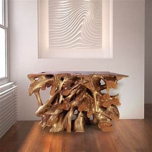 Dino Console Table By Zuo Modern