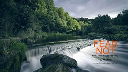 Fear River Redeemed Wallpapers Rocks Isaiah 43