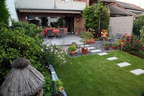 Gartengestaltung Modern Beispiele by Gartengestaltung Reihenmittelhaus Modern