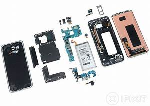 Schemes  Disassembly  Repair And Review Samsung Galaxy S8