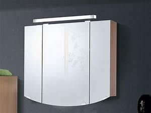 Spiegelschrank 55 Cm Breit : spiegelschrank 90cm breit 3 t rig rund paul gottfried ~ Bigdaddyawards.com Haus und Dekorationen