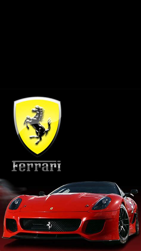 Ferrari car logo wallpapers free by zedge. Ferrari Logo Hd Wallpapers - Ferrari Symbol On Car (#252718) - HD Wallpaper & Backgrounds Download