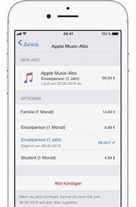 Itunes Karte Auf Rechnung : abonnements anzeigen ndern oder k ndigen apple support ~ Themetempest.com Abrechnung