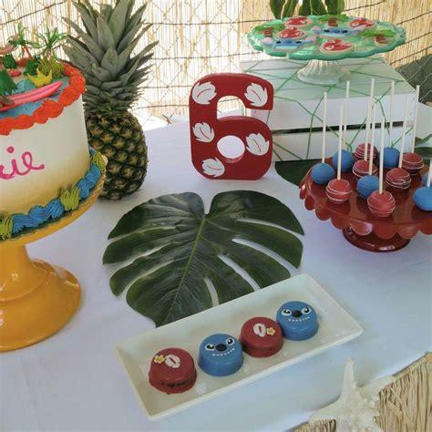 lilo  stich birthday party ideas alexs party ideas