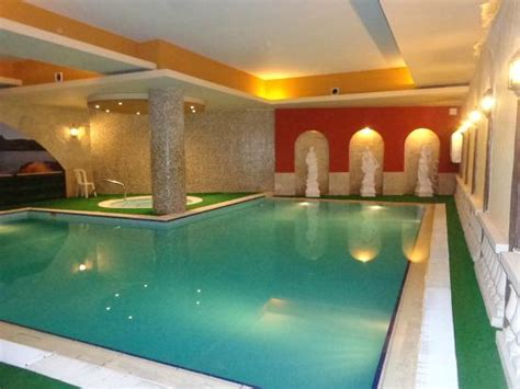 Indoor Pool-picture Of Soreda Hotel, Qawra-tripadvisor