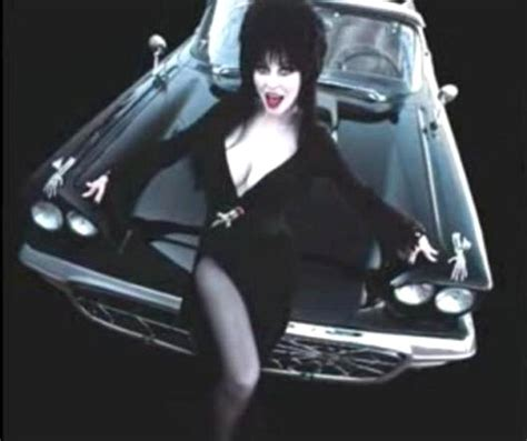 cars  elvira mistress   dark