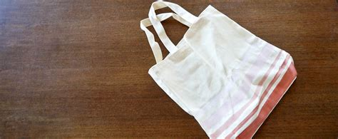 Diy Ombre Painted Canvas Tote