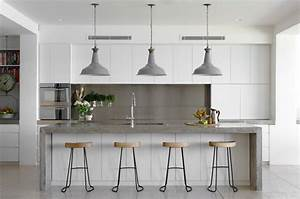 industrial kitchen modern kitchen justine hugh jones With what kind of paint to use on kitchen cabinets for wooden sea turtle wall art