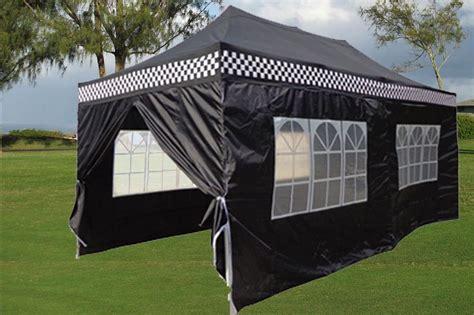 black checker pop  tent canopy gazebo