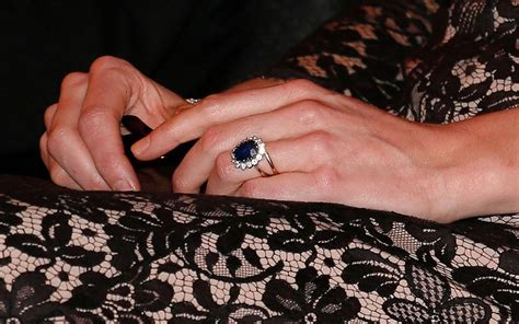 kate middleton wedding ring picture why the royal family disliked princess diana s engagement ring