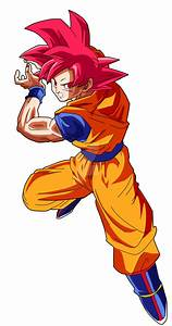 Goku SSJ God KamehameHa Nueva Edicion by SaoDVD on DeviantArt