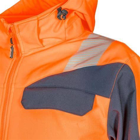 Augstas redzamības Softshell Jaka CannyGo - Easy go - Augstas redzamības jakas - Darba apģērbu ...