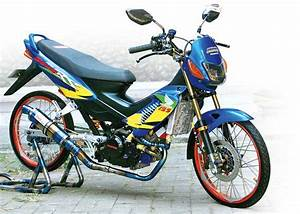 Honda Sonic Rs 125  U0026 39 01