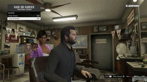 gta 5 all hairstyles and beards hair