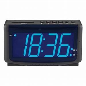 Funkuhr Stellt Sich Nicht : balance led wecker mit funkuhr uhr clock digitalanzeige display blaue zahlen ~ Orissabook.com Haus und Dekorationen