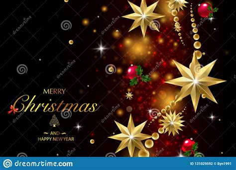 Whether you opt for online, mailbox, or hand delivery, your merry christmas. Merry Christmas And Happy New Year. Vector Glitter ...
