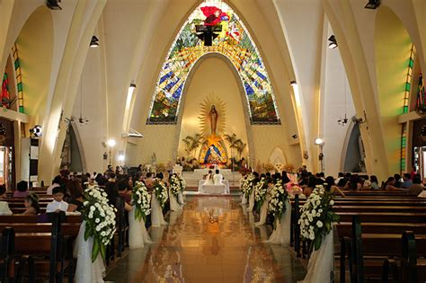 floor and decor san antonio sacred parish church in cebu city weddings in the