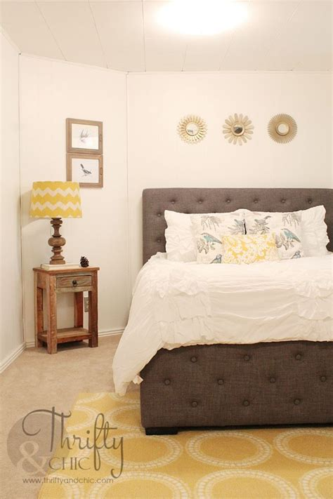 hometalk  wood panel bedroom bright makeover